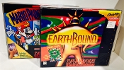 SNES Big Box protector  (1)   (Earthbound, Mario Paint etc)