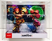 Amiibo Metroid 2 Pack  (1 Protector)