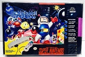 Super Bomberman Party Pak SNES BIG BOX  (1 protector)