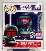 Funko Boba Fett With Slave One Protector (1 Protector)
