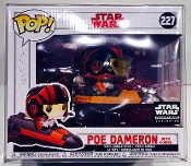 Funko Poe Dameron With X-Wing Protector    (1 Protector)