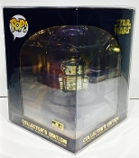 Funko Gold R2-D2 Hot Topic Box Protector  (1 Protector)