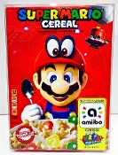 Super Mario Cereal Box Protectors   (2 Pack)