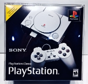 Playstation Classic Box Protector   (1 Protector)