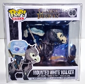 Funko G.O.T. Mounted White Walker Protector  (Qty 1)