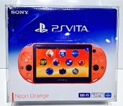 PS VITA 2000 Model Console Box Protector Check Size!  (1 Pack)
